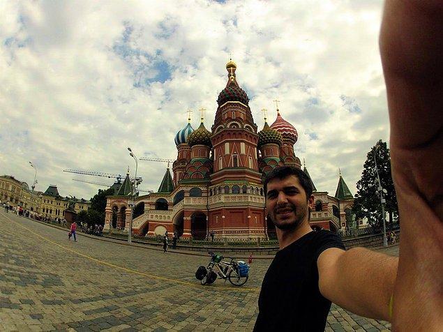 12. Rusya - St. Basil Kilisesi