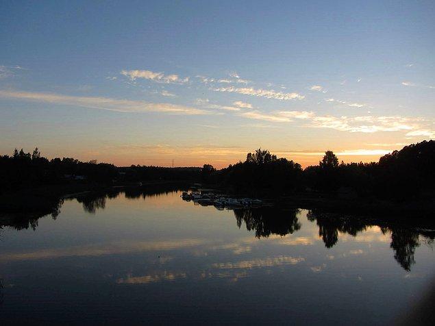 13. Finlandiya - Porvoo