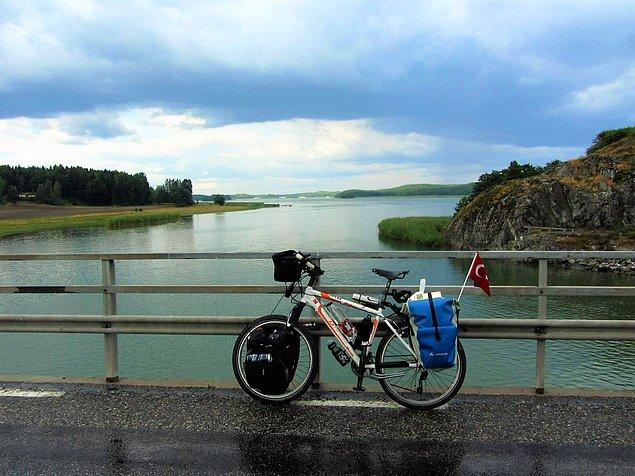 14. İsveç - Nissan Nehri
