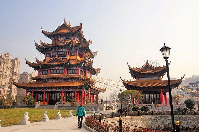 21. Çin - Shanghay