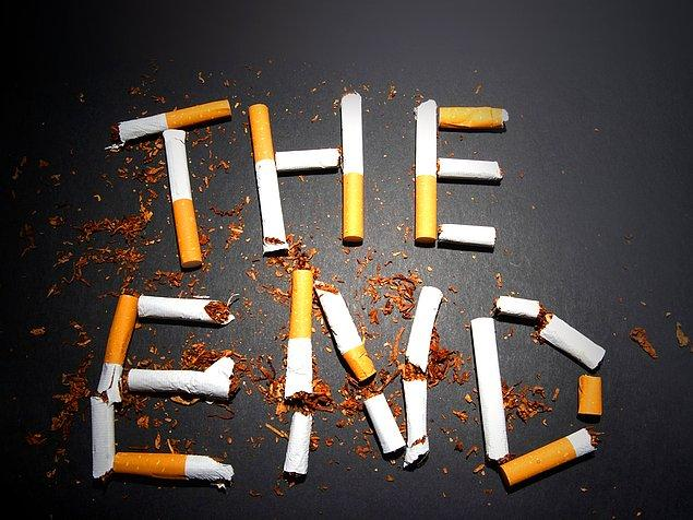 Sigarayı bırakırken destek almak başarı şansını artırıyor