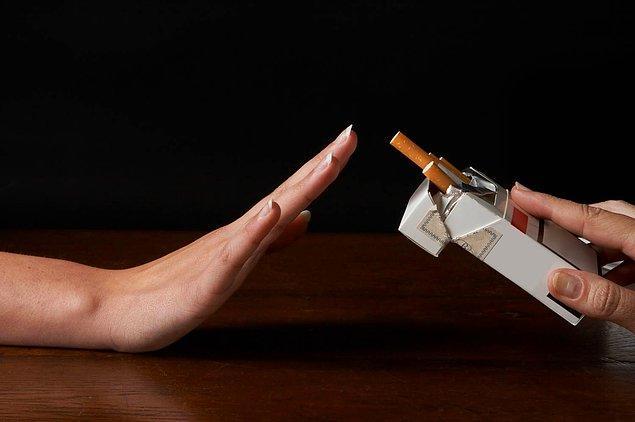 Son bir yılda Türkiye'de 2.2 milyon kişi sigarayı bıraktı