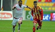 Kayserispor 0-1 Mersin İdmanyurdu
