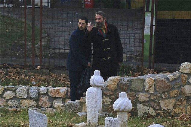 'İslamiyet'le beraber mezar taşları da değişime uğradı'