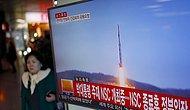 Kim Jong-un Dediğini Yaptı: Kuzey Kore Uzun Menzilli Füze Fırlattı