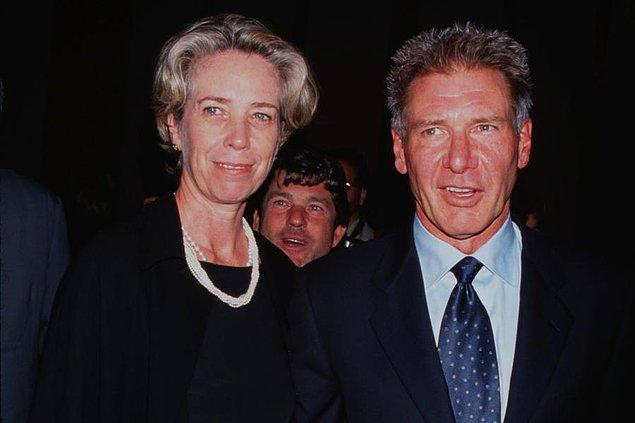 20. Harrison Ford ve Melissa Mathison – 85 Milyon $