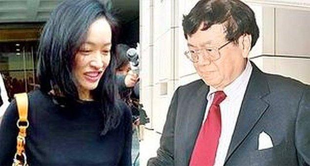 11. Samatur Li Kin-Kan ve Floransa Tsang Chiu-Wing – 157 Milyon $