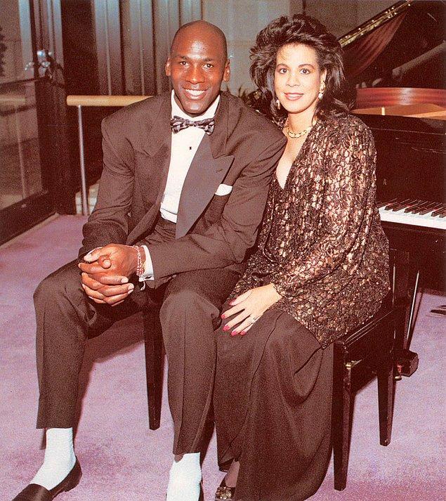 10. Michael Jordan ve Juanita Jordan – 168 Milyon $