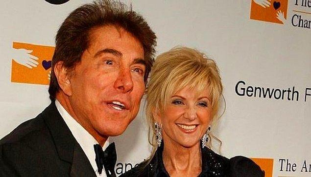 7. Steve Wynn ve Elaine Pascal – 740 Milyon $