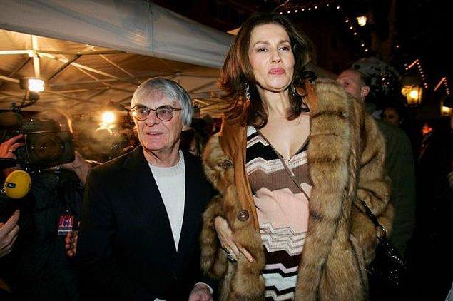 5. Bernie Ecclestone ve Slavica Ecclestone – 1.2 Milyar $