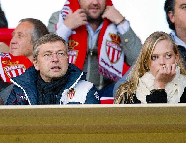 1. Dmitriy Rıbolovlev ve Elena Rybolovlev – 4.5 Milyar $