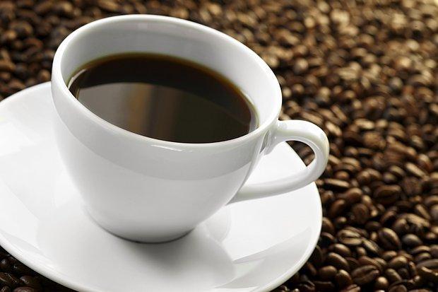 Sert bir kahve
