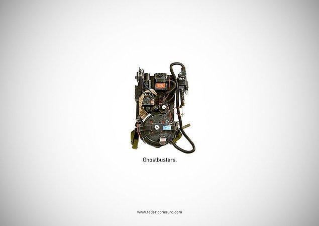 15. Hayalet Avcıları - Proton Pack