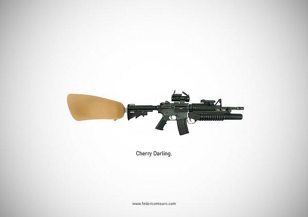 19. Planet Terror - Cherry Darling