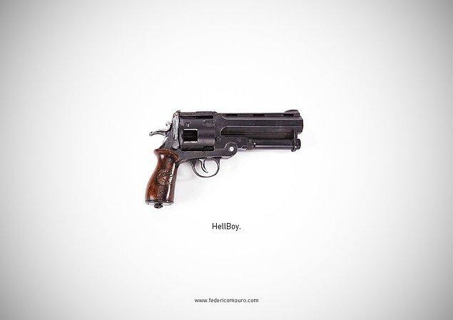 20. Hellboy