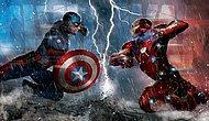 Captain America: Civil War'un Super Bowl Özel Spotu