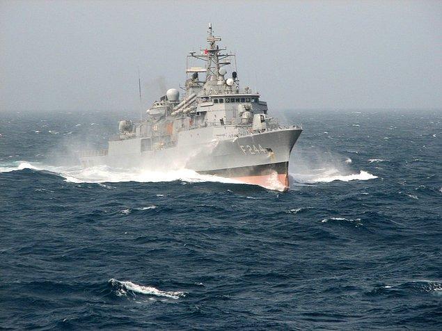 TSK'nın Aden Körfezi, Somali karasuları ve Arap Denizi'ndeki görev süresinin uzatılması