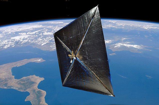 4. Uzay panelleri