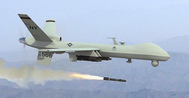 6. Drone savaşları