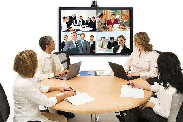 7. Video konferans