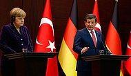 'Almanya ile 10 Önemli Konuda Birlikte Hareket Etmek Üzere Mutabakata Vardık'