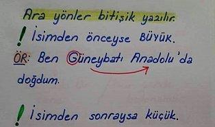 'Ki' Ayrı mıydı, Bitişik mi, 'G' mi Olacaktı, 'Ğ' mi? İşte Birbirinden Değerli Dil Bilgisi Kuralları