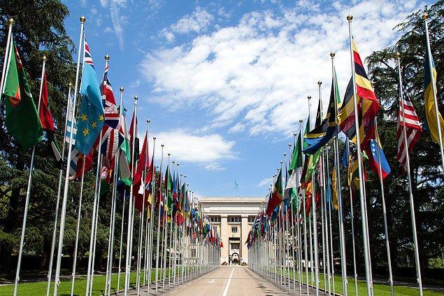 Verdiğin cevaplara göre sen Küresel ve Uluslararası İlişkiler okumalısın!