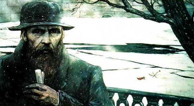 Dostoyevski'nin oğlu Alyoşa, üç yaşındayken epilepsiden dolayı ölmüştü.