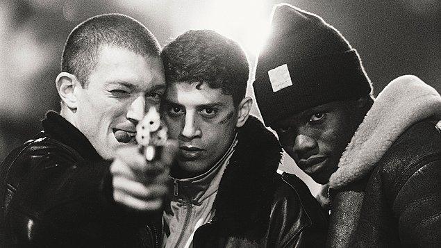 15. Protesto / La haine (1995)