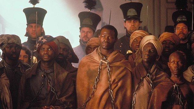 37. Amistad (1997)