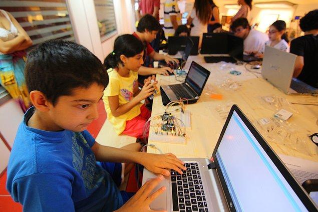 8. Arduino İle Bir Elektronik Devreyi Programla!