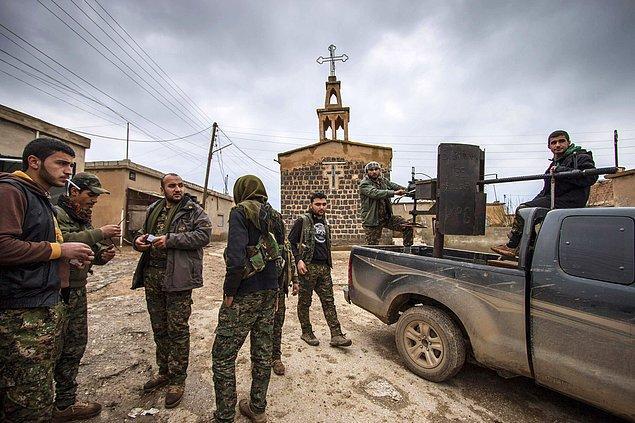 """'YPG terör örgütü değildir diyenlerin samimiyet sorgulamasını yaparız"""""""