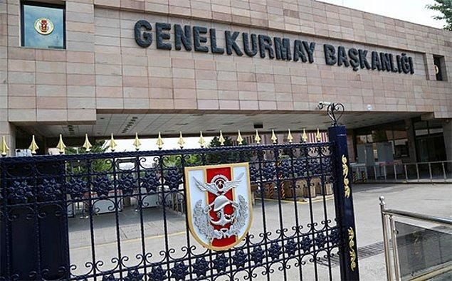 Genelkurmay: 20 PKK'lı etkisiz hale getirildi