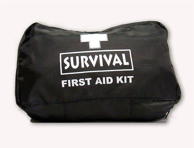 9. İlk yardım kiti