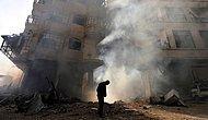 'Suriye'deki Savaşta 470 Bin Kişi Yaşamını Yitirdi'