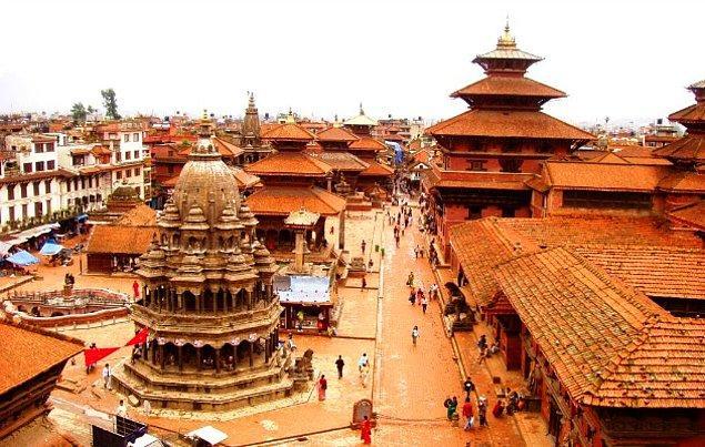 9. Katmandu / Nepal
