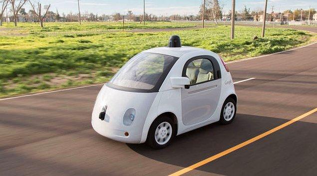 Google sürücü belgesi ile tarih yazıldı