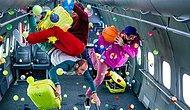 'OK GO' Yeni Klibinde de Sınırları Zorlamaya Devam Ediyor: Upside Down & Inside Out