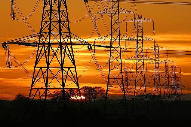 Nüfusları yaklaşık 5,7 milyon olan 6 şehir İstanbul kadar elektrik kullandı