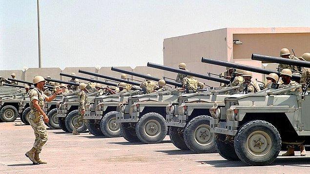 Suudi Arabistan, kara harekatı için tarih vermişti