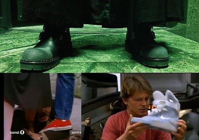 10. Ayakkabılar