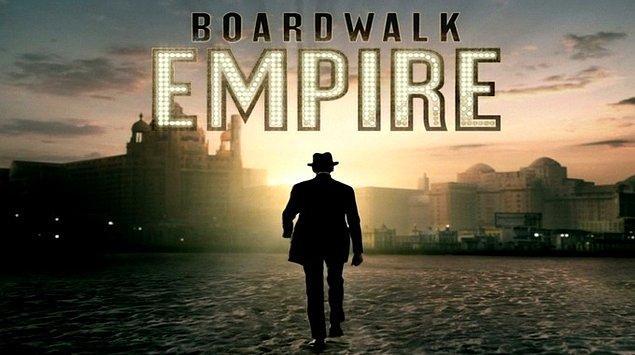 6. Boardwalk Empire (2010 - 2014) IMDb: 8.6