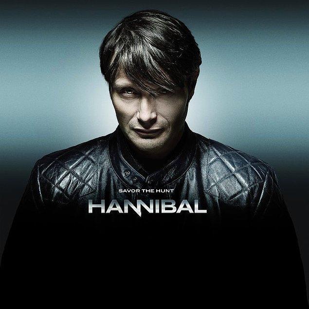 8. Hannibal (2013 – 2015) IMDb: 8.6