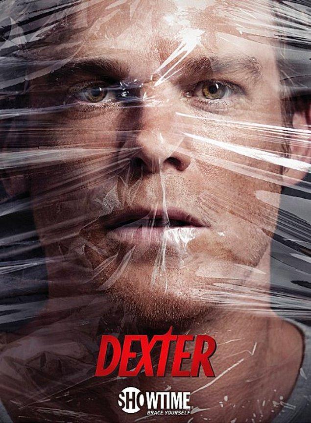 13. Dexter (2006 - 2013) IMDb: 8.8
