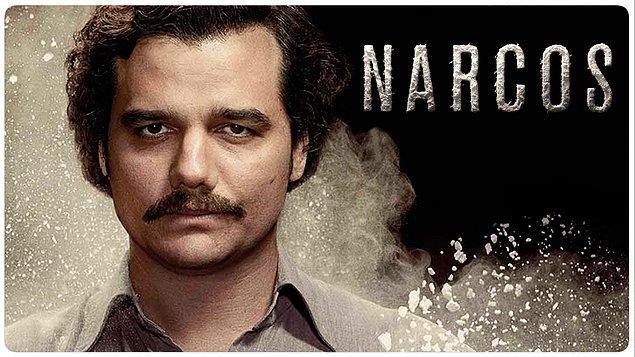 16. Narcos (2015 - ) IMDb 9.0