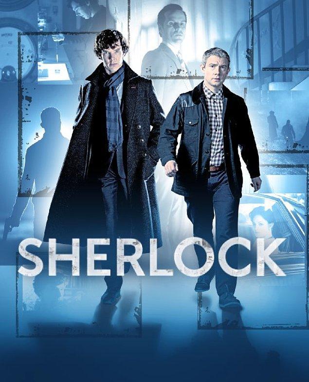 19. Sherlock (2010 - ) IMDb 9.3