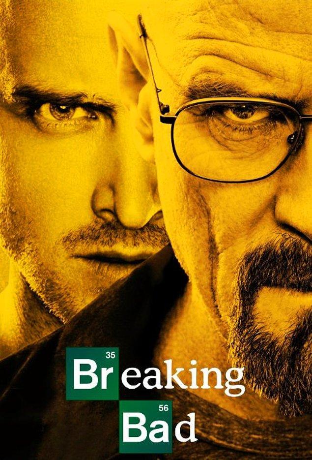 20. Breaking Bad (2008 - 2013) IMDb: 9.5