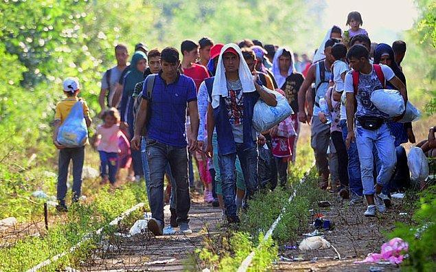'Mültecilerin sebebi Avrupa'