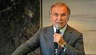 Mehmet Ali Şahin: 'Kovsanız da Arınç ve Çelik Partiden Ayrılmaz'