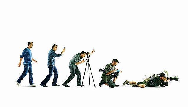 9. Bir fotoğrafçının evrimi